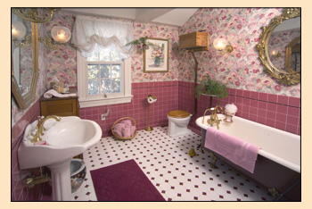 Penrose Victorian Inn Guest Rooms